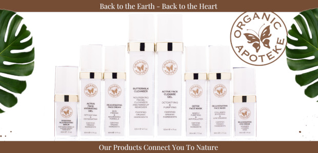 Organic Apoteke Active Face Cleanse Gel A purifying cleanser that detoxifies, stimulates healing, prevents blemishes and refines pores. With papaya and pineapple extracts the Active Face Cleanse Gel leaves the […]