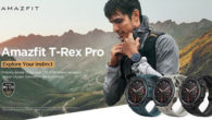 Amazfit T-Rex Pro: A Tough Military-grade Smartwatch with Endurance to Match Your Own and up to 18 Days' Battery Life[1] www.amazfit.com Amazfit, a global brand in the wearables market, has […]