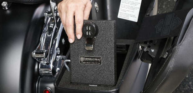 Console Vault's Harley-Davidson Bagger Safe adds an extra layer of security on the road, so you can cruise with confidence this summer. Console Vault® 10% Off Here by entering the […]