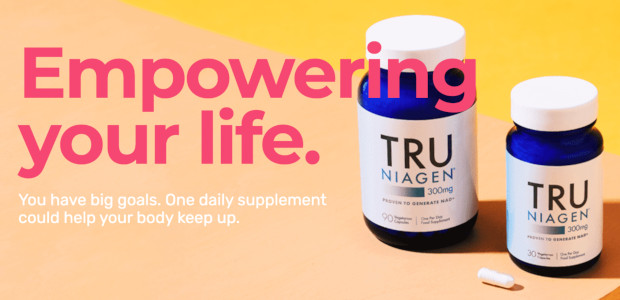 The key molecule that can help improve your energy levels… try Tru Niagen now! Did you know that each day adults spend, on average, two hours and 56 minutes feeling […]