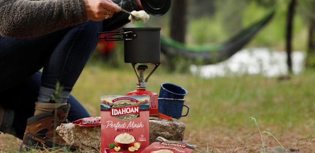 Idahoan Perfect Mash, the must have camping necessity for this year's staycations and Summer Holidays essentials! Dig out your sleeping bags and don the waterproofs, this summer is all about […]