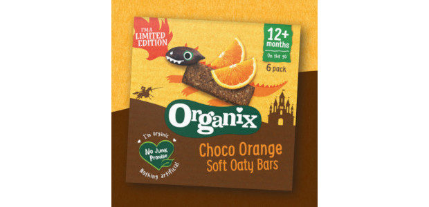 Organix spark imaginations with New Limited Edition Organix has announced the launch of its new flavour packed limited edition Choco Orange Soft Oaty Bars. Joining the Organix range of awardwinning […]