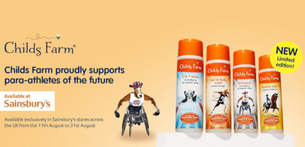 LIMITED EDITION RANGE FROM CHILDS FARM TO SUPPORT OUR PARA-ATHLETES AVAILABLE FROM THE 11TH OF AUGUST 2021 The UK's No. 1 children's toiletries brand Childs Farm introduces NEW limited edition […]