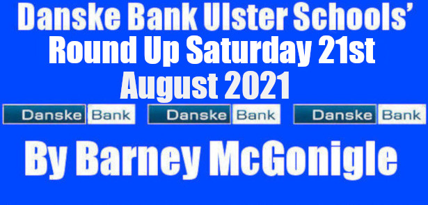 Danske Bank Ulster Schools' Round Up Saturday 21st August 2021 Having completed a summer long training programme, which really started back in April when the squads were identified, the Ulster […]
