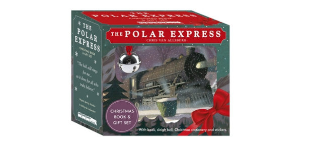 The Polar Express: Christmas Book and Gift Set by Chris Van Allsburg illustrated by Chris Van Allsburg Become part of the Polar Express story this Christmas, and celebrate its 35th […]