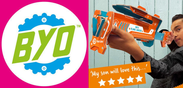 Build Your Own Kits – Amazing cardboard gadgets & gizmos that don't cost the earth… literally #Paperfantastic www.buildyourownkits.com Build Your Own… …are the happy creators of an exciting range of […]