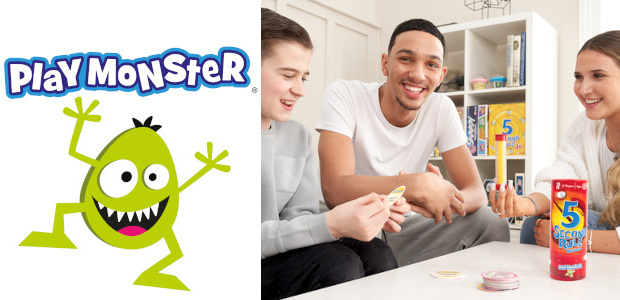 Staycationing this summer? PlayMonster's perfectly portable games are perfect for family fun… www.playmonster.co.uk With more of us than ever likely to staycation this summer, PlayMonster has great portable games to […]