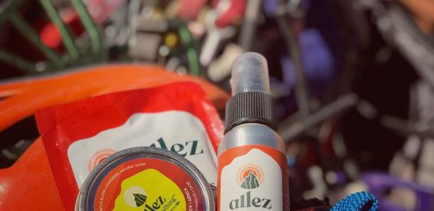 Restorative, sensory-rich essentials, made for people who love the outdoors.�#allezoutdoor #allez www.allezoutdoor.com sustainable – vegan – cruelty free – plant based – made in the usa – earth & human […]