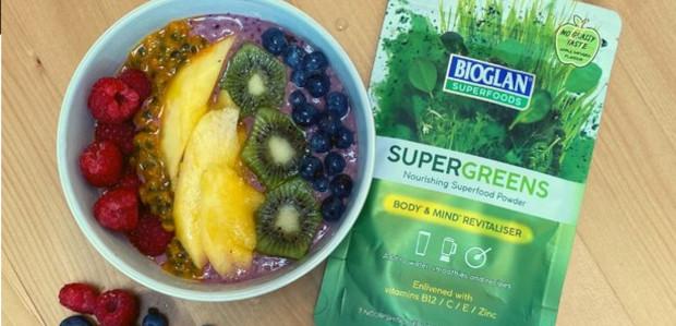 Bioglan Superfood Green Boost | Barleygrass | Wheatgrass | Spirulina | Chlorella | Spinach | Kale | 70g See more and buy at :- www.amazon.co.uk/Bioglan-Superfood-Barleygrass-Wheatgrass-Spirulina Organic superfoods powder blend – […]