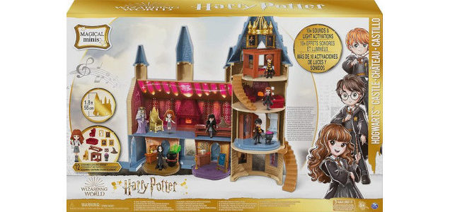 Wizarding World Magical Minis Hogwarts Castle with 12 Accessories, Lights, Sounds and Exclusive Hermione Doll, Kids Toys for Ages 5 and up See more and buy at :- www.amazon.co.uk/Wizarding-World-Hogwarts-Accessories-Exclusive Recreate […]