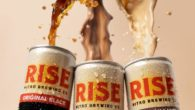 Nitro cold brew coffee. Organic, single-origin, and sustainably sourced coffee. Simplicity never tasted so good. risebrewingco.com