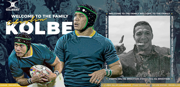 Via the Jay-Z ROC Nation Sports…. GLOBAL RUGBY STAR AND RUGBY WORLD CUP WINNER CHESLIN KOLBE JOINS THE GILBERT RUGBY FAMILY #RUGBY Gilbert Rugby are excited to welcome South Africa […]