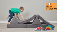 The Christmas must have to boost children's creativity with maximum fun and minimal havoc is here Little Imagineers' first product, the Padoo a unique modular play sofa aimed to aid […]