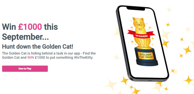 Find the Golden Cat for your chance to win £1000 Curious Cat App is offering users the chance to put even more cash #inthekitty this September Money saving favorite Curious […]