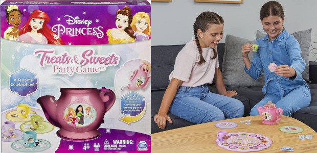 (Spin Master Games) Disney Princess Treats & Sweets Party Board Game, for Kids and Families Ages 4 and up >> spinmaster Available at a lower price from other sellers that […]