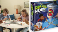 DRONE HOME… Kids Game with a Real Flying Drone the first-ever game with a real drone! Drone Home is the first-ever game with a real drone! Race to launch your […]
