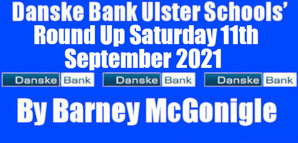 Danske Bank Ulster Schools' Round Up Saturday 11th September 2021 With the Ulster Age Grade season almost finished most schools playing on Saturday 11th September would have been back to […]