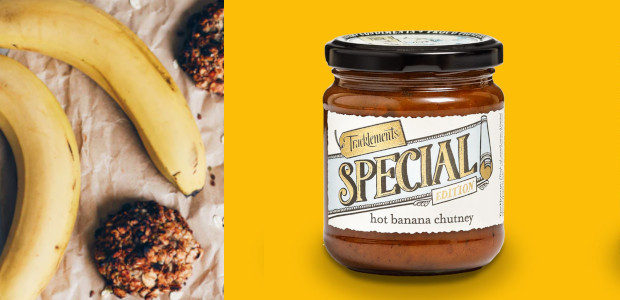 NEW TRACKLEMENTS SPECIAL EDITION HOT BANANA CHUTNEY VEGAN & GLUTEN FREE The Life and Soul of the Pantry www.tracklements.co.uk. NEW Tracklements Special Edition Hot Banana Chutney takes your taste buds […]