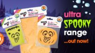 The ideal product for Halloween, perfect for those wanting to keep the house clean this Halloween but with a spooky twist (and to get the kids involved!) They are from […]