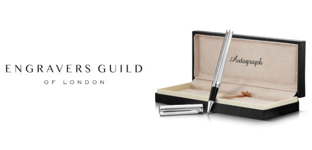 BEAUTIFUL ENGRAVED PENS PERSONALISED BY ENGRAVERS GUILD OF LONDON FROM £25 For example Silver Status Engraved Pen – Rollerball AUTOGRAPH Silver rollerball pen with engine turned detail. This classically styled […]