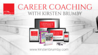 Now What?: A Step-By-Step Approach to Land Your New Job or Career by Kirsten Brumby… www.kirstenbrumby.com BOOK AND ONLINE COURSE TO HELP YOU IN YOUR NEXT CAREER STEP AVAILABLE AT […]