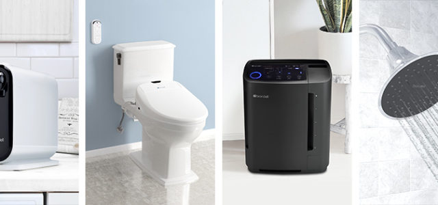 """Brondell, a """"Healthy Home"""" company based in San Francisco. www.brondell.com Check Out These Amaziong products for your Bidet, healthy showering systems (check that out), air purifiers, water filtration ! www.brondell.com […]"""