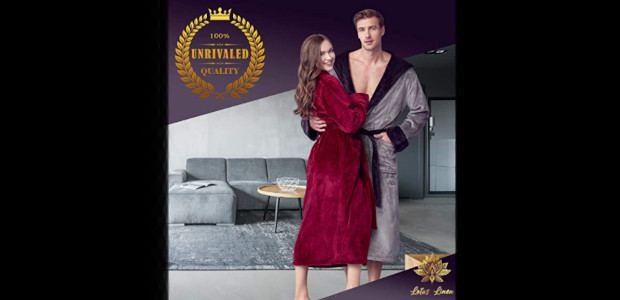PAMPER & PROTECT Him From feeling Cold This Winter…..LOTUS LINEN Mens Plush Robe – BOSS – Men Bathrobes Collection – Soft Hooded Robes for Men >> www.amazon.com/LOTUS-LINEN-Mens-Plush-Robe Tie closure Machine […]