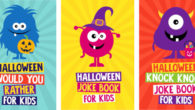 The Halloween Joke Books for Kids series by Riddles & Giggles is the ideal Halloween treat that won't rot your teeth! It's a fang-tastic time of year because it's Halloween! […]