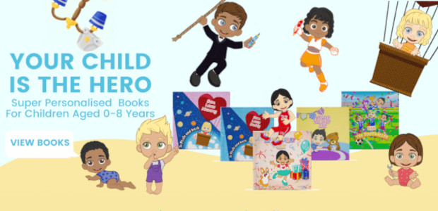 www.personalisedstories.co.uk are a small family start up. Their personalised books make an amazing gift for any child. The quality and the level of personalisation books are very high . Personalised […]