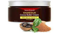 Help Them to Live Again >>> Seven Minerals: Magnesium Cream with Organic Cocoa Butter and Vitamin E for Pain Calm, Leg Cramps, Sleep & Muscle Soreness. With Moisturizing Organic Cocoa […]